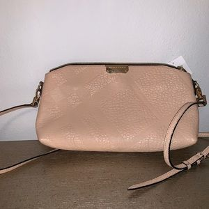 Burberry Crossbody Bag Nude